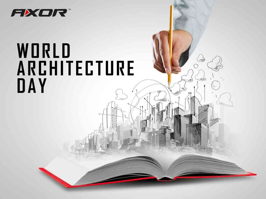 Congratulations with the Architect's Day!