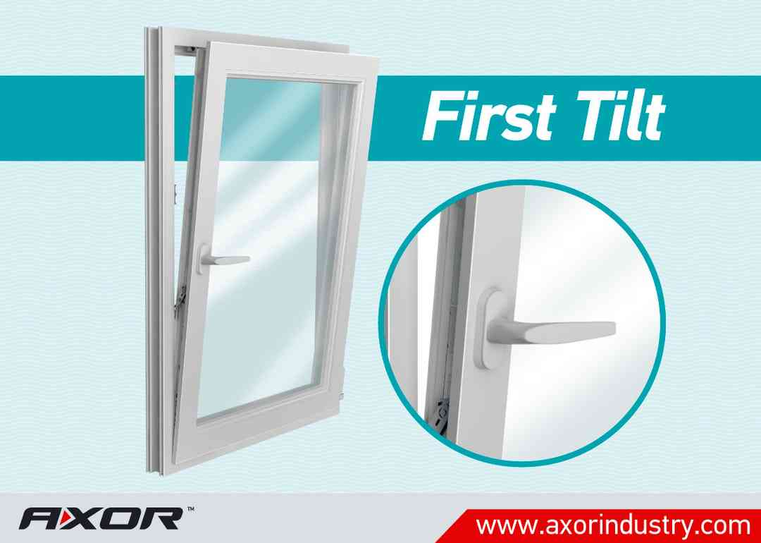 AXOR INDUSTRY presents FIRST TILT SAFETY SYSTEM
